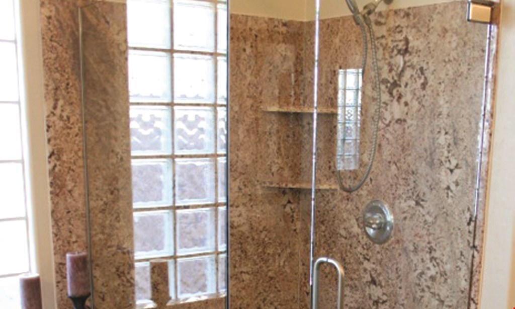 Product image for Convert a Bath, Inc. $50 OFF any full refinishing project.