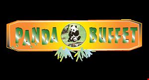 Panda Buffet logo