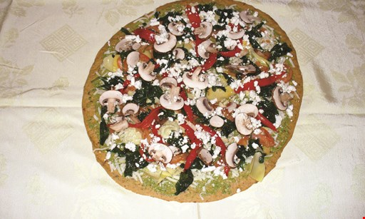 Product image for Savor Healthy Pizza $5 Off any order over $25