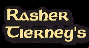 Rasher Tierney's logo