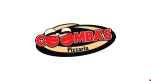 Goomba's Pizzaria logo
