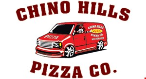 Chino Hills Pizza Co. logo