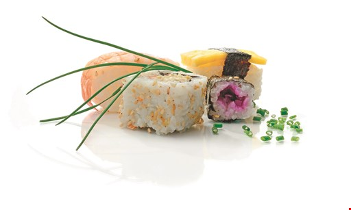 Product image for Miso Sushi and Grill 10% off total lunch or dinner check dine in only.