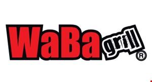 Waba Grill logo