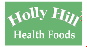 Holly Hill Health Food logo