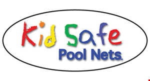 Kid Safe Pool Nets logo