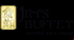 Jims Buffet logo
