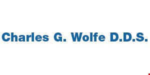 Charles G. Wolfe D.D.S. logo