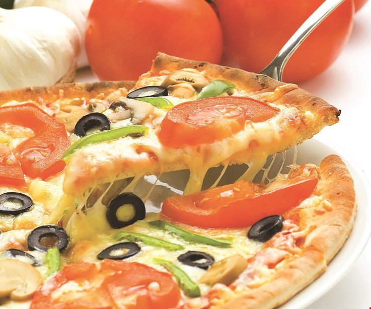 """Product image for Roma's Breakfast, Pizza & Subs 21.99Two (2) 12"""" Medium1-Topping Pizzas."""