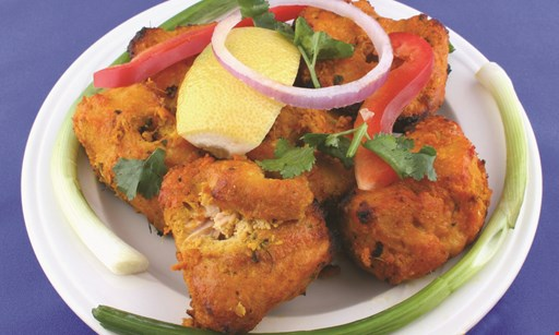 Product image for Bollywood Indian Restaurant #3 10% OFF delivery