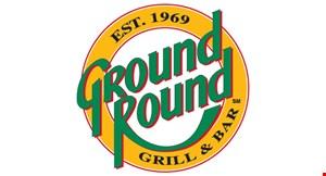 GROUND ROUND logo