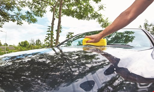 Product image for Westlake Village Car Wash $10 off super clean hand wash with lava wax