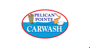 Pelican Pointe Carwash logo