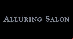 Alluring Salon logo