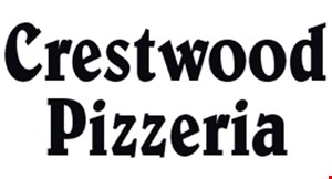 Product image for Crestwood Pizzeria & Restaurant $2 off any large pizza.