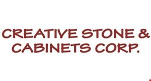 Creative Stone & Cabinets Corp logo