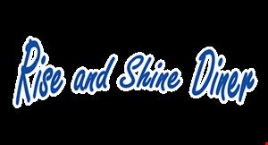 Rise N Shine Diner logo