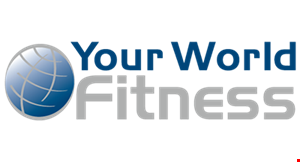 Your World Fitness logo