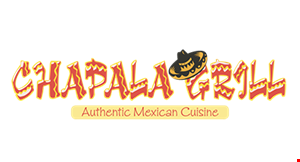 Product image for Chapala Grill $5 off your total lunch bill of $35 or more.