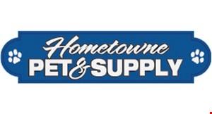 Hometowne Pet & Supply logo