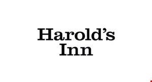 Harold's Inn logo