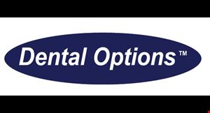 Dental Options logo