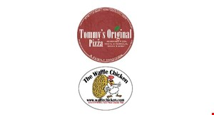 Product image for Waffle Chicken $10 OFF any food purchase of $48.99 or more.