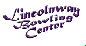 Lincolnway Bowling Center logo