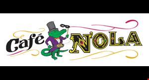 Café Nola logo