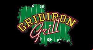 Gridiron Grill logo