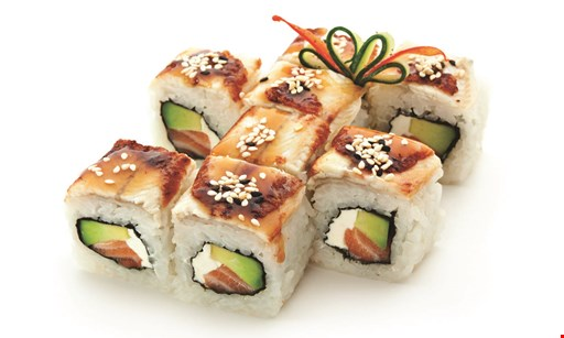 Product image for SUSHI VILLAGE $21.99 all-you-can-eat