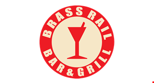 Product image for Brass Rail Bar & Grill 20% off Curbside Pickup