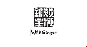 Product image for Wild Ginger $15 For $30 Worth Of Japanese Cuisine