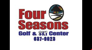 Four Seasons Golf & Ski Center logo