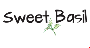 Sweet Basil Thai House logo