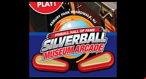 Silverball Museum Arcade logo