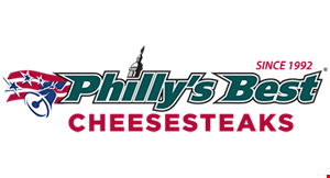 Philly's Best Cheesesteaks logo