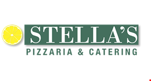 Stella's Pizzaria & Catering logo