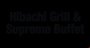 Hibachi Grill & Supreme Buffet logo