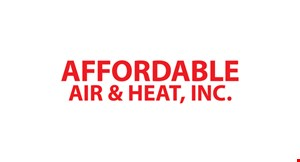 Product image for Affordable Air & Heat Inc 10% OFF Hepa Filter.