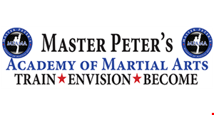 Master Peters Academy of Martial Arts logo