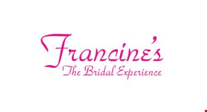 Francine's The Bridal Experience logo