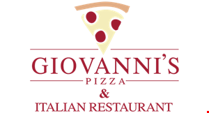 Giovanni's Pizza & Italian Restaurant logo
