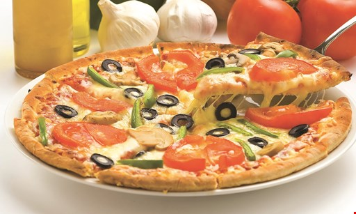 "Product image for Pizza Marsala $21.99 lg. 16"" 12-cut plain pizza & whole 16"" hoagie & free 2 ltr."