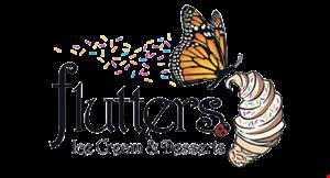 FLUTTERS logo
