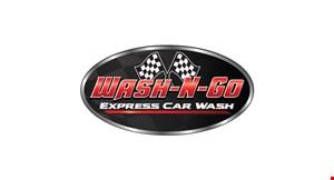 Wash-N-Go Express Car Wash logo