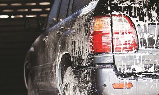 Product image for Wash-N-Go Express Car Wash $5 OFF any full service package