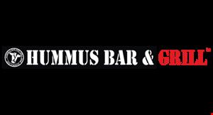 Hummus Bar & Grill logo