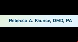 Rebecca Faunce DMD logo
