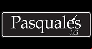 Pasquale's Deli logo